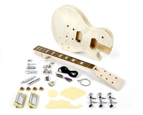 Гитарный конструктор Les Paul