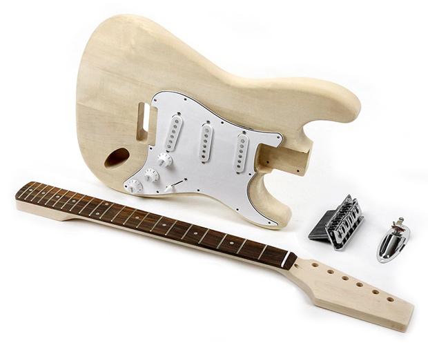 Stratocaster Guitar Kit